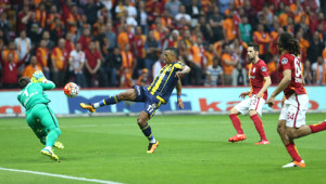 Galatasaray: 0 - Fenerbahçe: 0