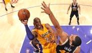 Kobe'nin 60 Sayıyla Noktaladığı Maçtan Efsane Kareler