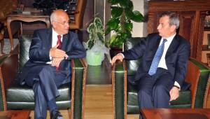Yenimahalle Belediye Başkanı ve Kaymakamı, Muhtarları Dinledi