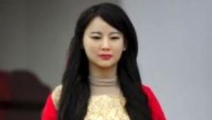 İnsan Gibi Hissedebilen Japon Robot