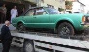 Binaya 'Hapsettiği' Otomobilini 37 Yıl Sonra Çıkardı