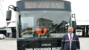 Belediye Otobüs Şoförü Yolcunun Hayatını Kurtardı