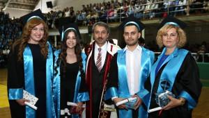 Edirne Sosyal Bilimler Meslek Yüksekokulu Mezuniyet Töreni