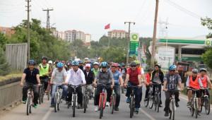 Genç Pedallar Bisiklet Turu