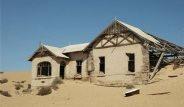 Çöl Tarafından Yutulan Şehir: Kolmanskop