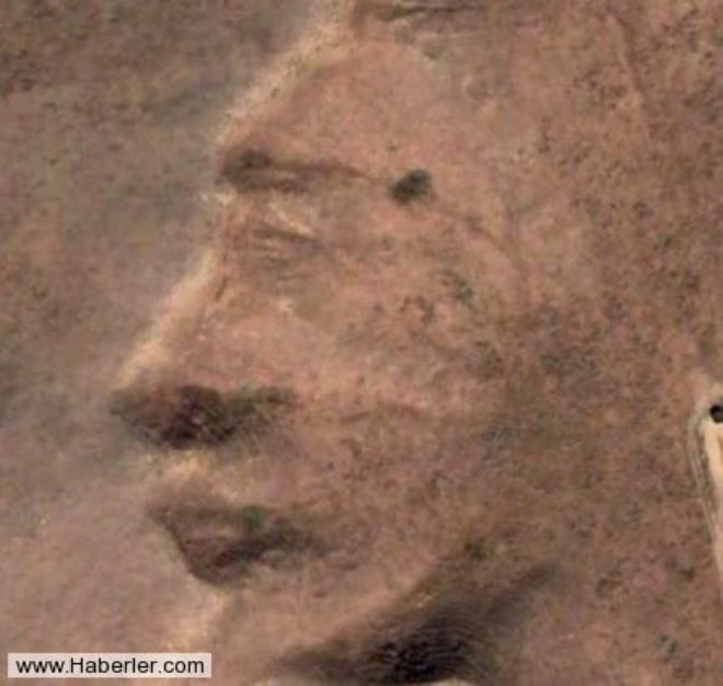 Google Earth'e Yansıyan Sıradışı Görüntüler