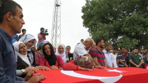 Midyat Şehitleri Törenle Uğurlandı - Ek Fotoğraflar