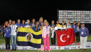 Enka Spor, Erkeklerde Atletizm Avrupa Şampiyonu Oldu