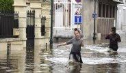 Avrupa Aşırı Yağışlar Yüzünden Sular Altında