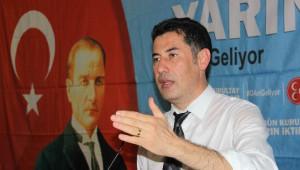 MHP'li Sinan Oğan Kahramanmaraş'ta