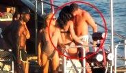 Ronaldo Esmer Güzelle Fena Yakalandı
