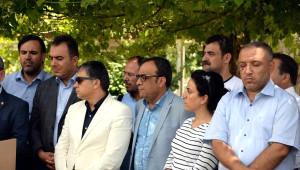 Tgf, Başbakan Yıldırım'a Mektup Gönderdi: Güneydoğu'da Gazetecilerin Can Güvenlikleri Tehdit Altında