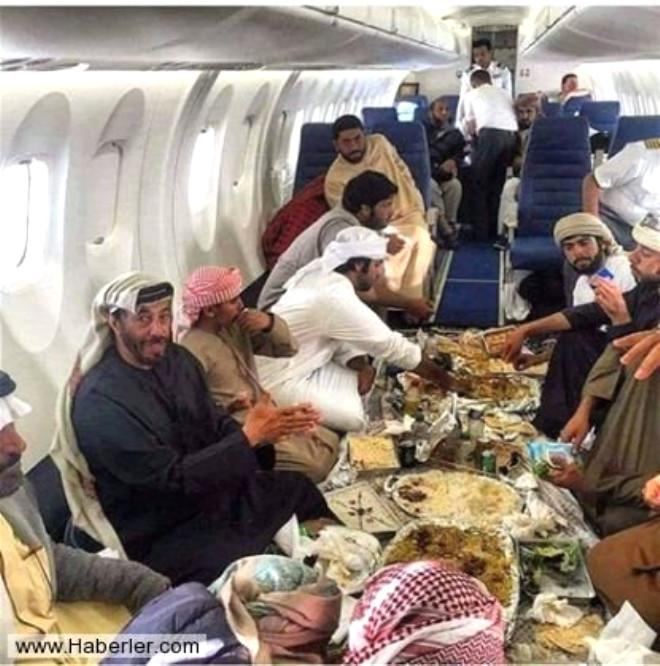 Zengin Arapların Gösterişli Hayatı Tepki Çekiyor