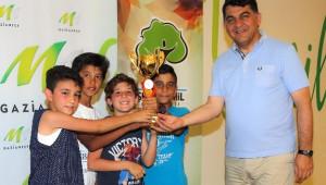 Şehitkamil'de Spor Şenlikleri Mutlu Sonla Bitti