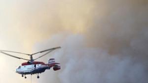 Kumluca'daki Yangın Tekrar Büyüdü