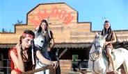 Antalya'da Kovboy Kasabası Kurdular