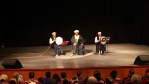 Kerkük İlahi Grubu Ahlat'ta Konser Verdi
