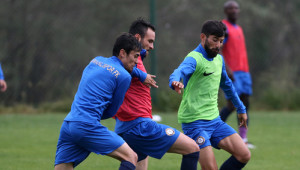 Osmanlıspor'un Yenileri Görücüye Çıkıyor