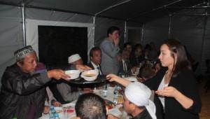 Tika Ramazan'da Polonya'daki Tatarları Unutmadı