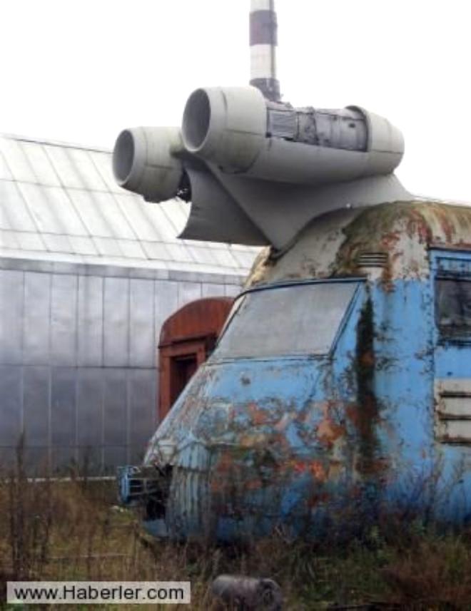 Ruslar'ın Gizli Projeleri