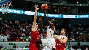 A Milli Erkek Basketbol Takımımız, Senegal'i Mağlup Etti