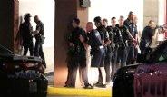 ABD'yi Karıştıran Saldırı! Olay Yerinden İlk Fotoğraflar