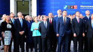 Cumhurbaşkanı Erdoğan, NATO Uçaklarının Gösterisini İzledi