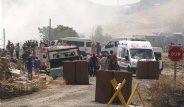 PKK Mardin'de Karakola Saldırdı! İşte İlk Görüntüler