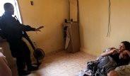 Brezilya'da Varoşlara Silahlı Uyuşturucu Baskını