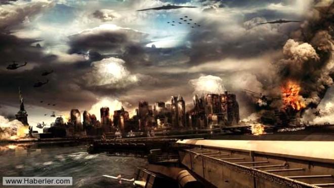 Dünyadaki Felaketlerden Kurtulmak İçin Kaçılabilecek Yerler