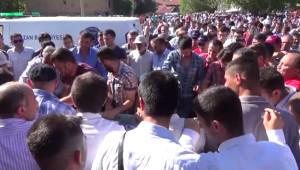 Demokrasi Şehitleri Son Yolcuklarına Uğurlandı