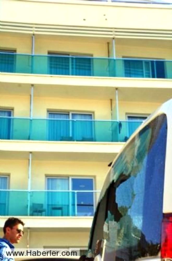 Erdoğan'ın Kaldığı Oteldeki Çatışma İzleri Gün Yüzüne Çıktı