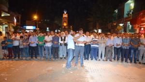 Akyürek Viranşehir Halkına Teşekkür Konuşması Yaptı