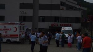 Trabzon'da Polise Saldırı: 1 Şehit, 3 Yaralı