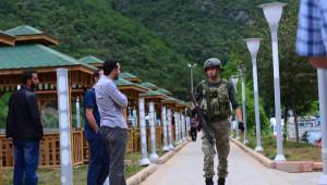 Maçka'daki Terör Saldırısından 2 Kişi Son Anda Kurtulmuş (2)