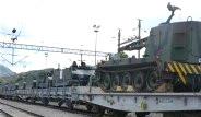 Askeri araçların İstanbul'a Girmesini Engellediler