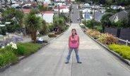Bu Evde Bir Gariplik Yok! Sadece Dünyanın En Dik Caddesinde