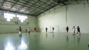 Beykoz Belediyesi Erkek Hentbol Takımı Çatalzeytin'de Kamp Yapıyor