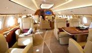 Arap Prens'in Lüks Uçağı Rezidansları Aratmıyor