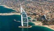 Dubai'nin Ünlü 7 Yıldızlı Otelinin İçini Hiç Gördünüz mü