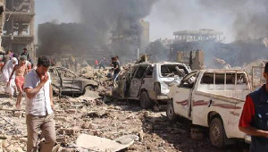 Kamışlı'da Bomba Yüklü Kamyon Patlatıldı: Çok Sayıda Ölü ve Yaralı Var