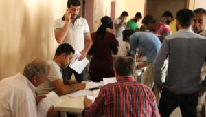 Nusaybin'de Hasar ve Zarar Tespit Komisyonları Kuruldu