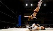Kadın Güreşçiler Birbiriyle Acımasızca Kapıştı