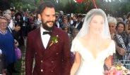 Burcu Biricik Evlendi! Rüya Düğünden Neşeli Kareler