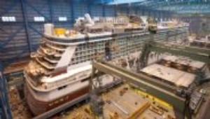 Devasa Gemilerin Yapım Aşaması Kare Kare Görüntülendi