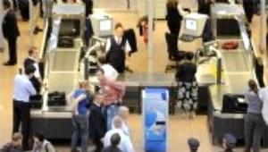 Havalimanı Güvenliğine Yakalanan Korkunç Silahlar