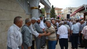 Korkuteli'de 35 Hacı Adayı İçin Uğurlama Töreni
