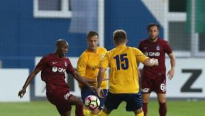 Trabzonspor, Hazırlık Maçında Gyirmot'u 2-0 Mağlup Etti