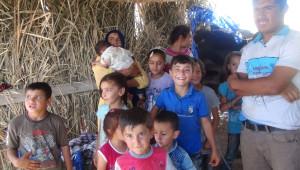 Terörün Evsiz Bıraktığı Ailelerin Dramı Yürek Burkuyor