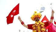 Yenikapı'daki Şehitler ve Demokrasi Mitingi'nden Kareler